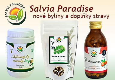 Salvia Paradise produkty